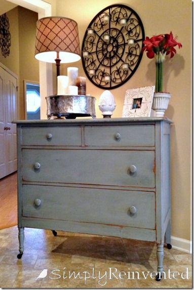Annie Sloan Painted Furniture, Smokey Mountain Furniture