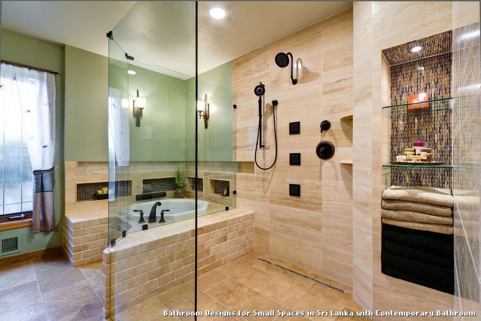 Bathroom Designs for Small Spaces in Sri Lanka