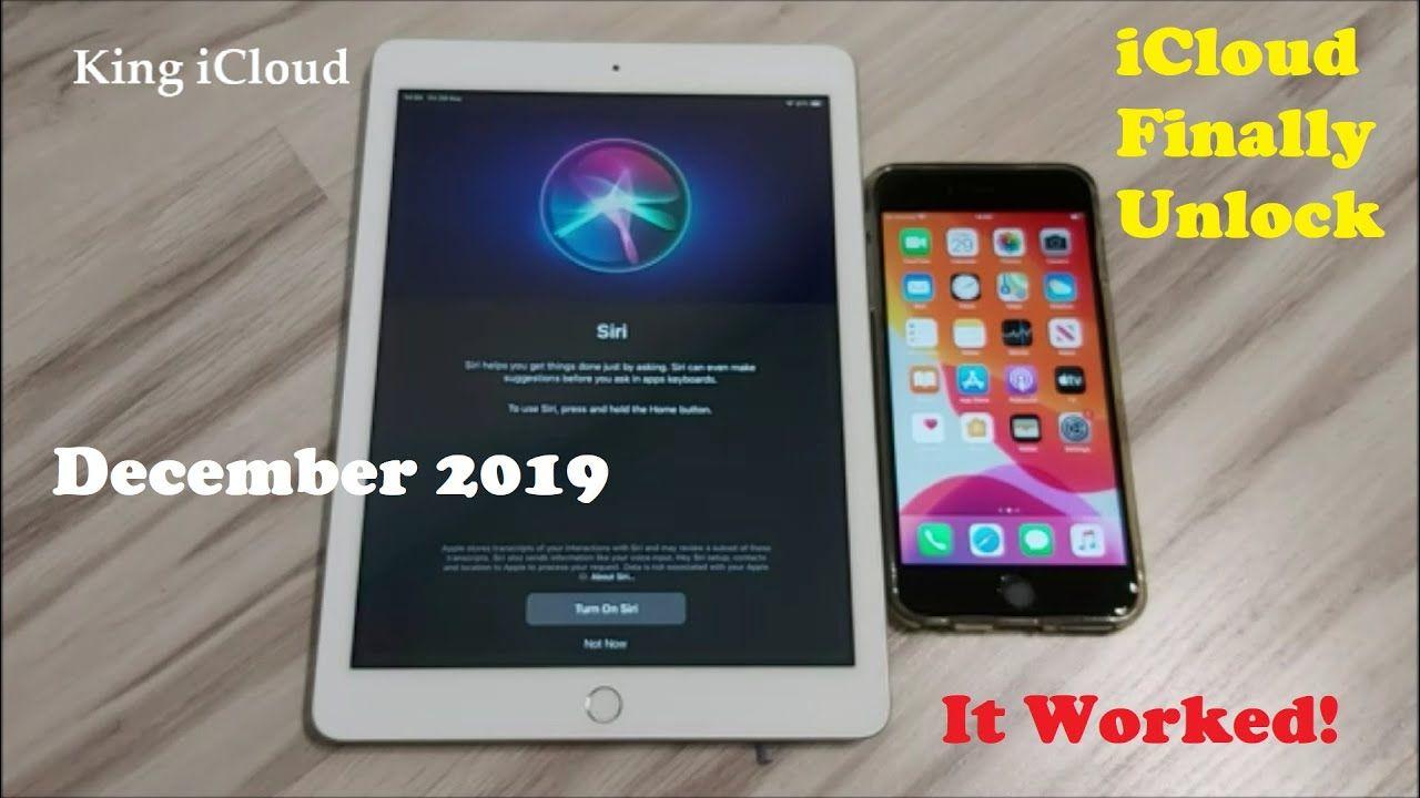 December 2019 iCloud Unlock Any iPhone/iPad Any iOS