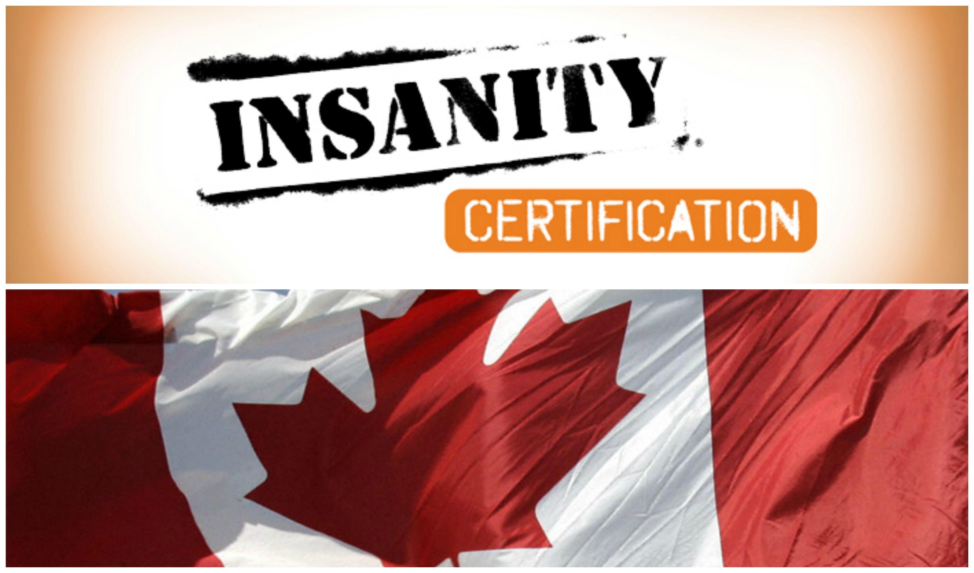 Insanity certification canada amaporte a ma porte pinterest insanity certification canada amaporte 1betcityfo Choice Image