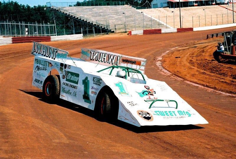 Charlie Swartz Mid Engine Dirt Late Model Monster With Images