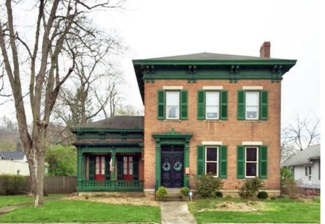 128 N High St Chillicothe Oh 45601 Types Of Houses House Styles Building A House
