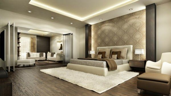Luxurious Bedroom Design Beauteous How To Design A Luxury Bedroom In Modern Style 20 Bedroom Inspiration Design