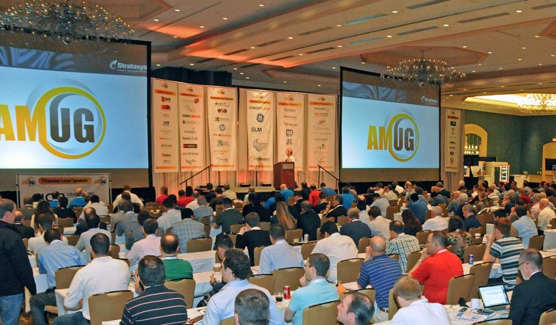 3D Printing: Keynote speakers for AMUG 2017 announced - https://3dprintingindustry.com/news/speakers-for-upcoming-amug-chicago-conference-announced-101204/?utm_source=Pinterest