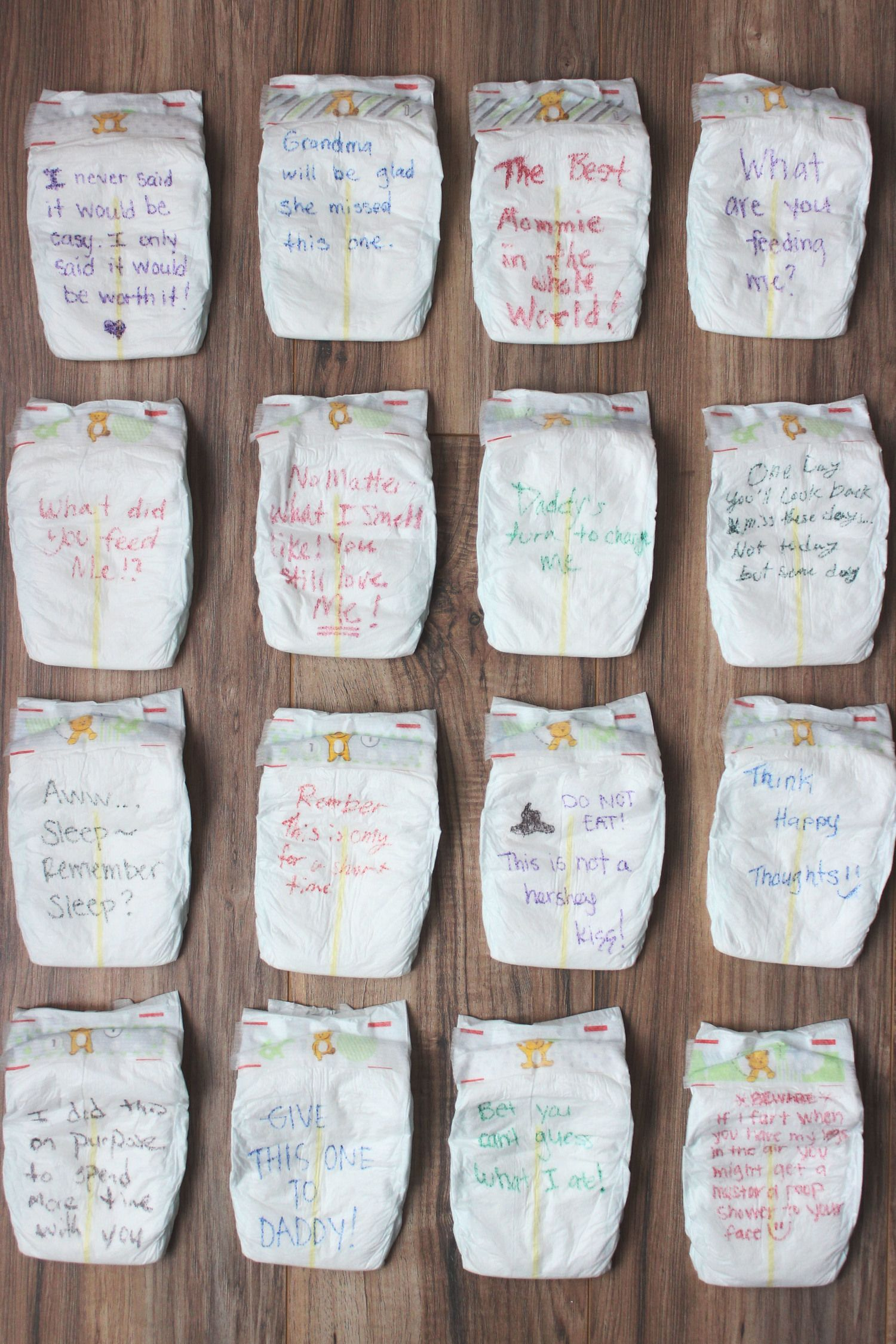 Baby Shower Baby Shower Pinterest Late Night Diapers Diaper
