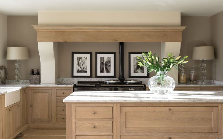 Love this country-chic natural wood look? Get it in your kitchen ...