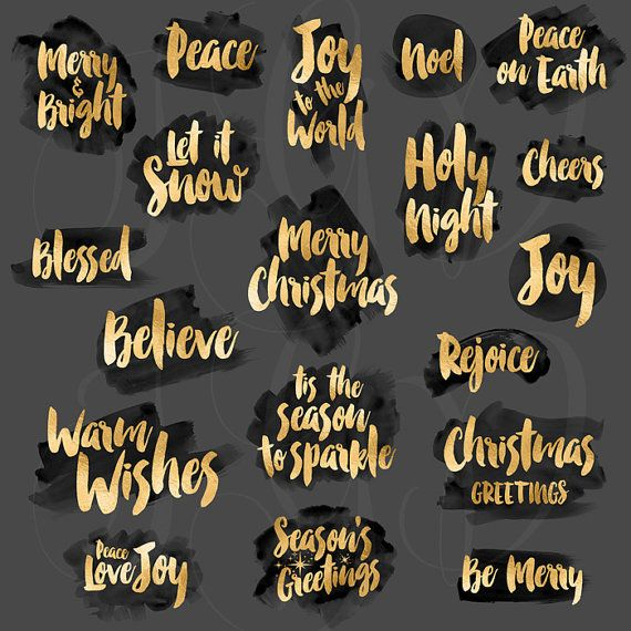 holidays new years seasons,noel merry christmas clipart scrapbooking card lettering Christmas greetings clip art word art photo overlays