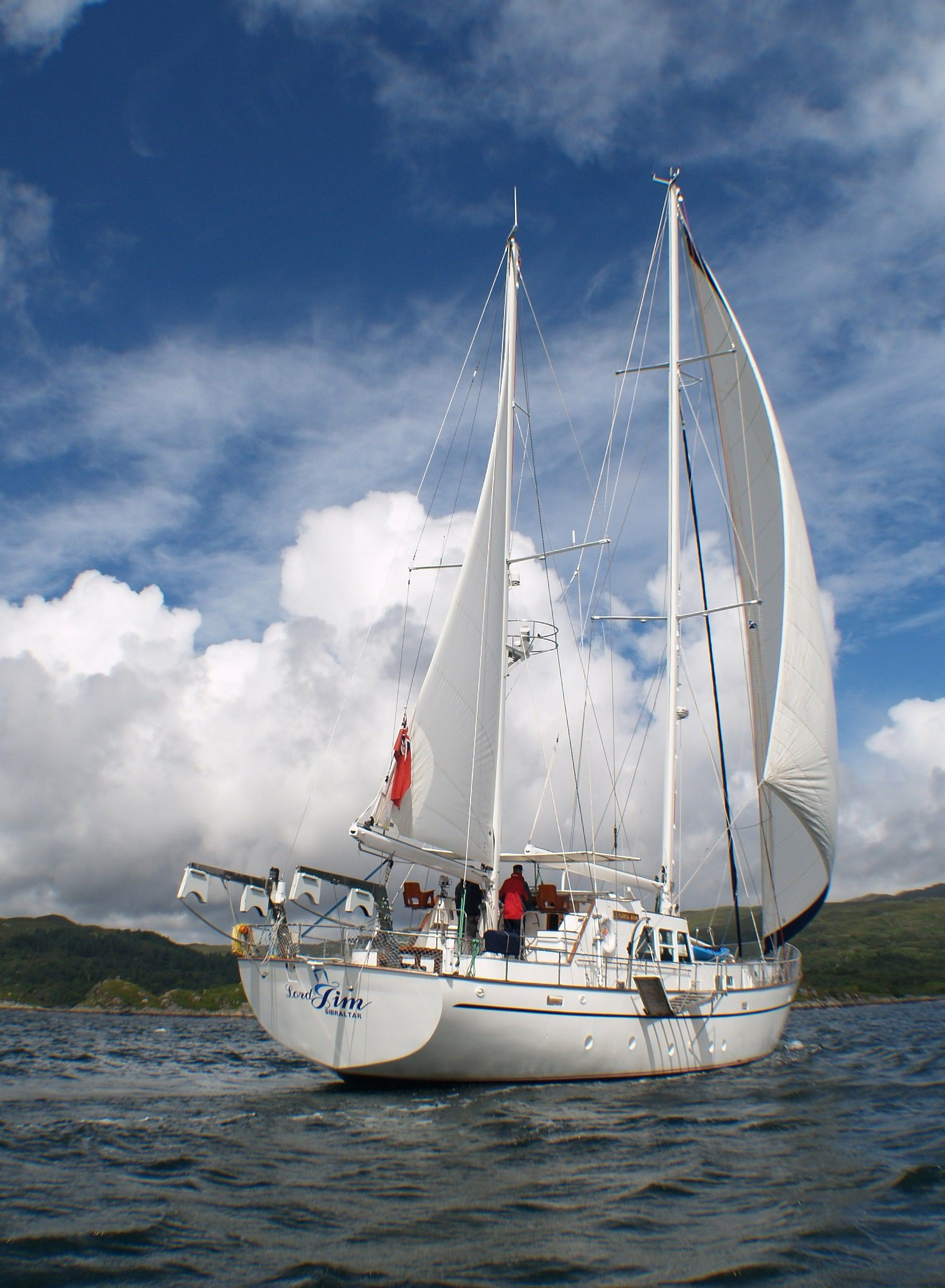 Sailing The Greek Isles