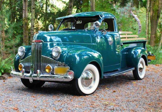 1947 Studebaker Truck Brought To You By House Of Insurance