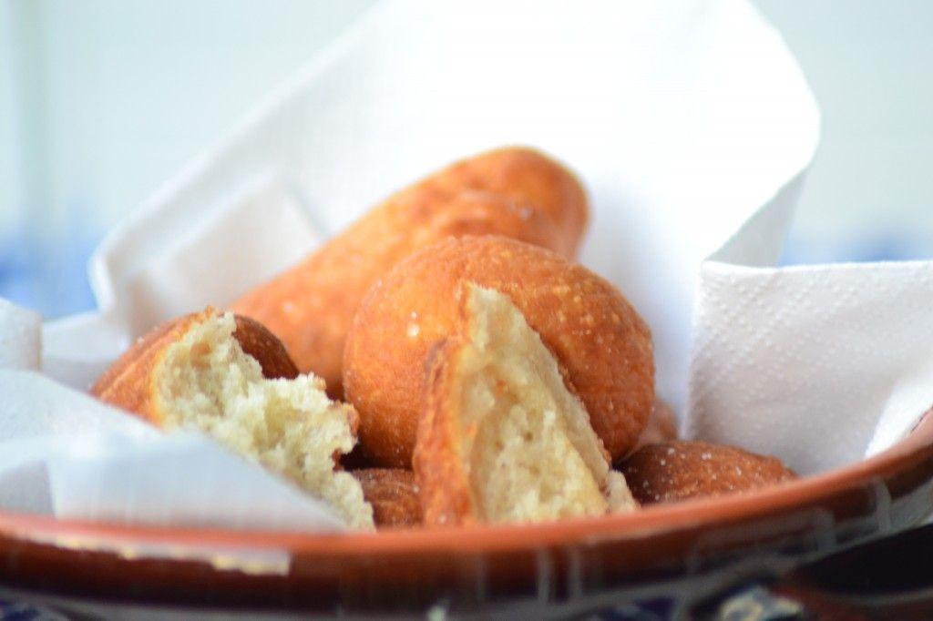 Friterede brødkugler – Còccoli