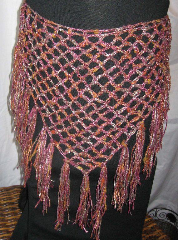 Crochet Belly Dance Belt Pattern - Millville Stitchers