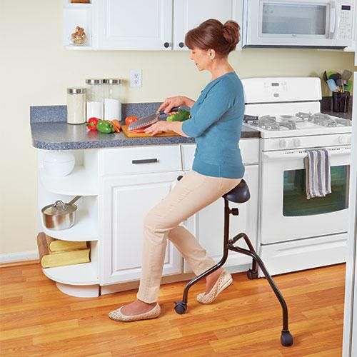 Roll About Stool Better Senior Living Stool Dexterity