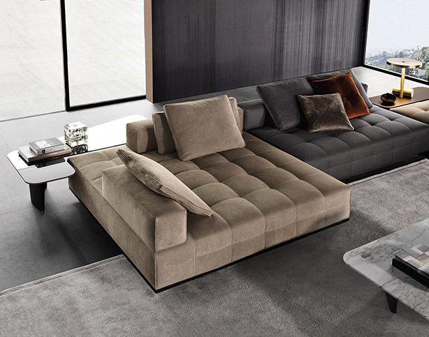 Lawrence Clan Seating System Rodolfo Dordoni Design Minotti Furniture Sofa Seatingsystem 2017collection Madeinitaly Homedecor