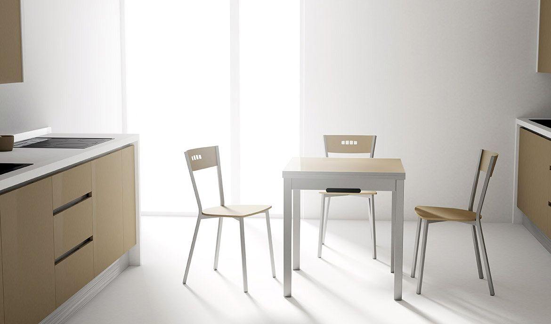 Mesa cocina DOMINO, catálogo Muebles ANTOÑÁN, del fabricante ...