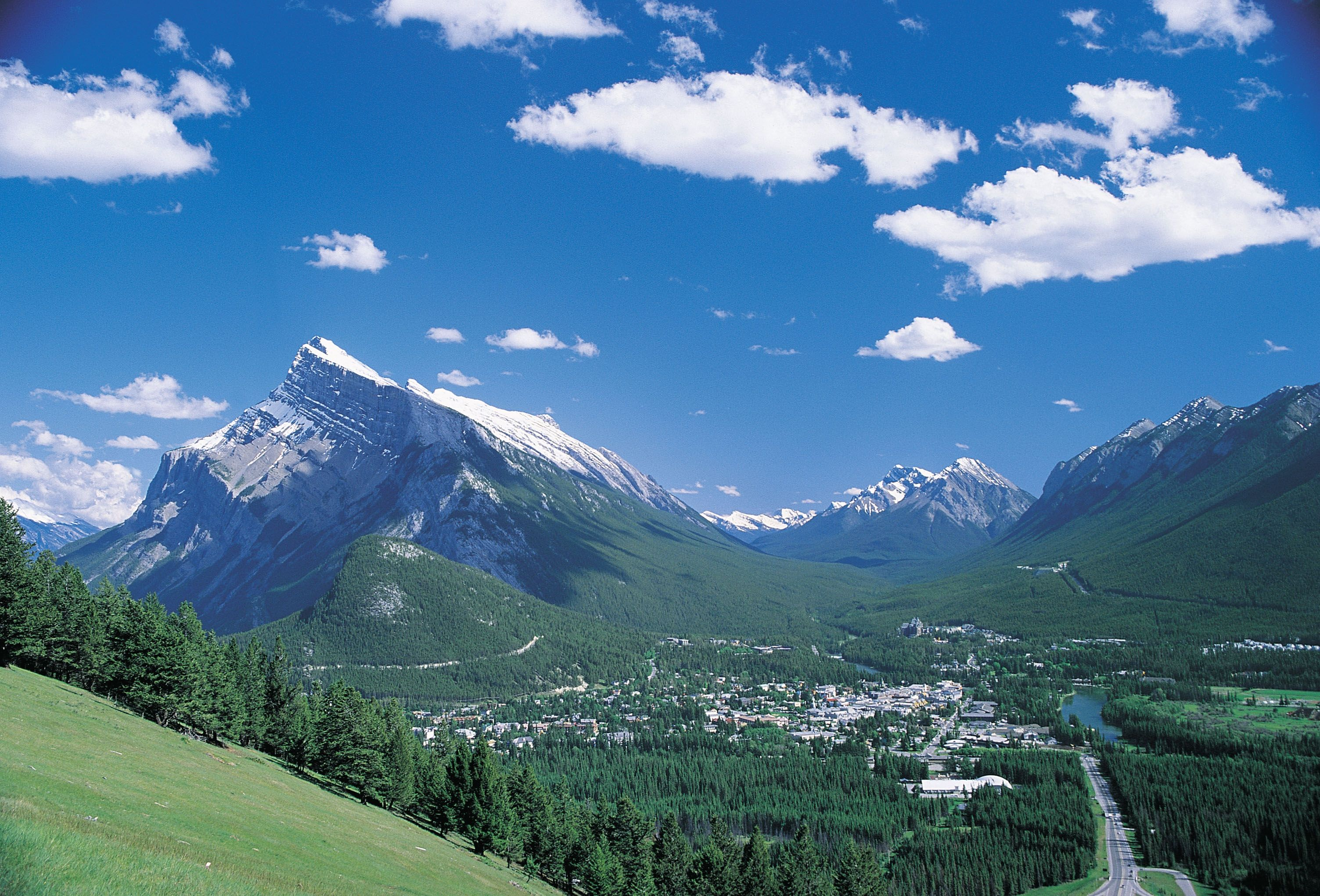 Scenic Stunning Banff