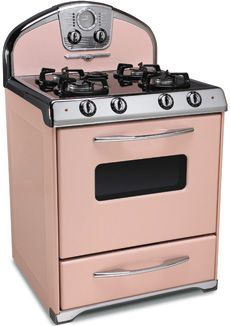 Model 1955 Gas Top Electric Oven Northstar Range Models Retro Stoves I D Either Want Mint Or Blue