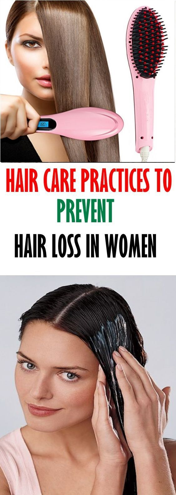 Here are some natural hair care practices to prevent hair ...