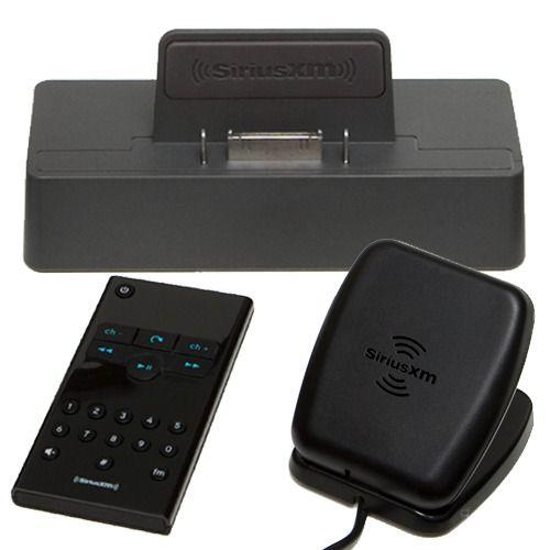 SiriusXM Lynx LH1 Bluetooth® Home Kit Shop SiriusXM
