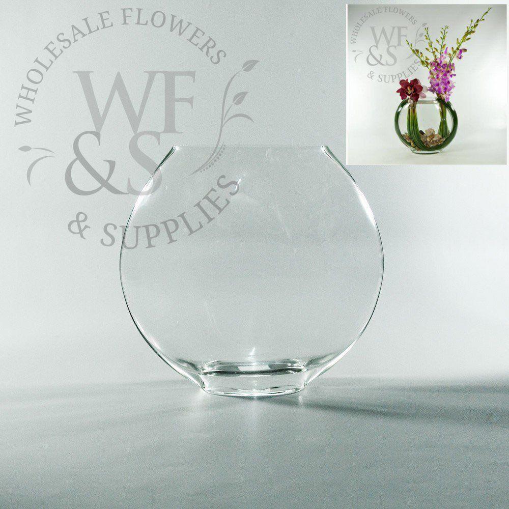 Slim bubble bowl vase large wholesaleflowersandsupplies slim bubble bowl vase large wholesaleflowersandsupplies floridaeventfo Choice Image