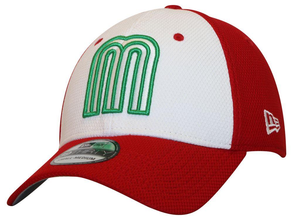 af7e67cc76306 La gorra de México es la gorra oficial del Comité Olímpico Mexicano. Las gorras  New Era se van a Río 2016 acompañando a los atletas mexicanos.