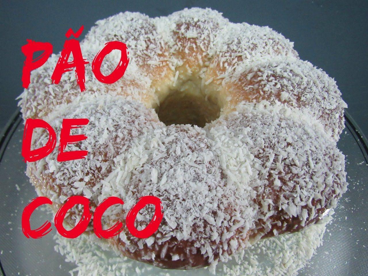 PASSE ADIANTE-PÃO DE COCO
