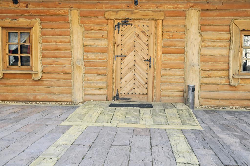 15 Rabatu Tarasy I Schody Z Betonowego Drewna Deska Modulowowa Ostrowiec Swietokrzyski Image 2 Outdoor Decor Patio Outdoor