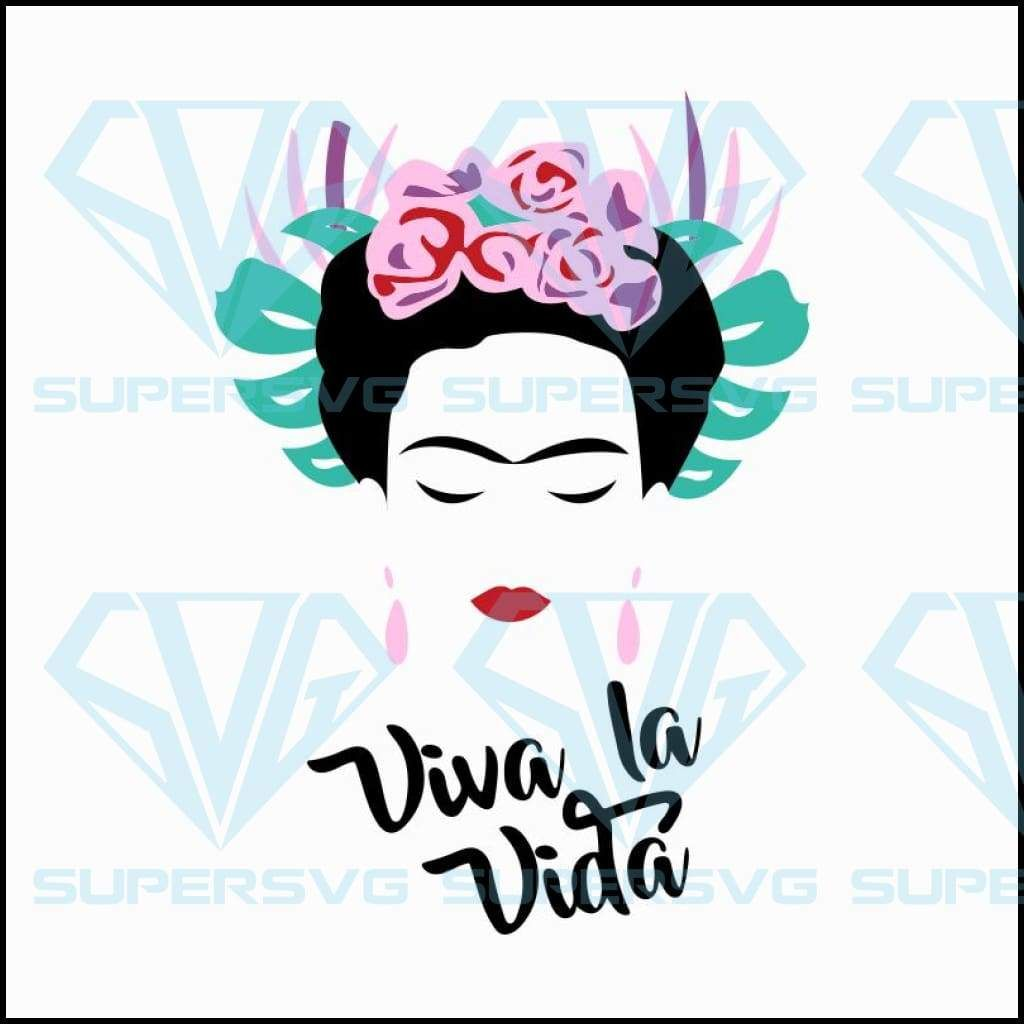 "Starbucks Hot Cup w// Custom Frida Kahlo  /""Viva La Vida/"" add your name for free"