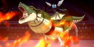 Natsu~ this episode was hilarious!!