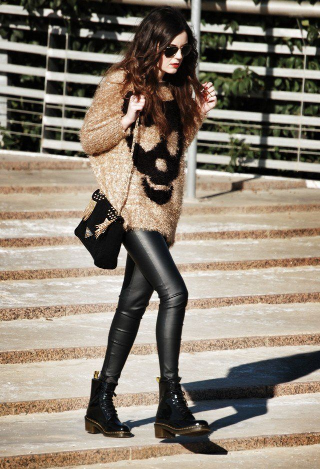 Outfits with Combat Boots – 22 Ideas