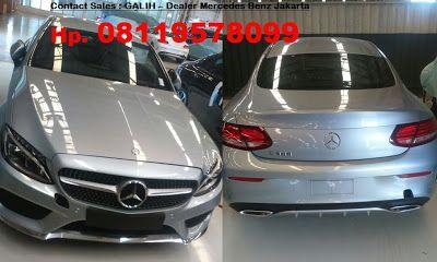 Info Dealer Mercedes Benz Jakarta Sales Harga Spesifikasi Promo