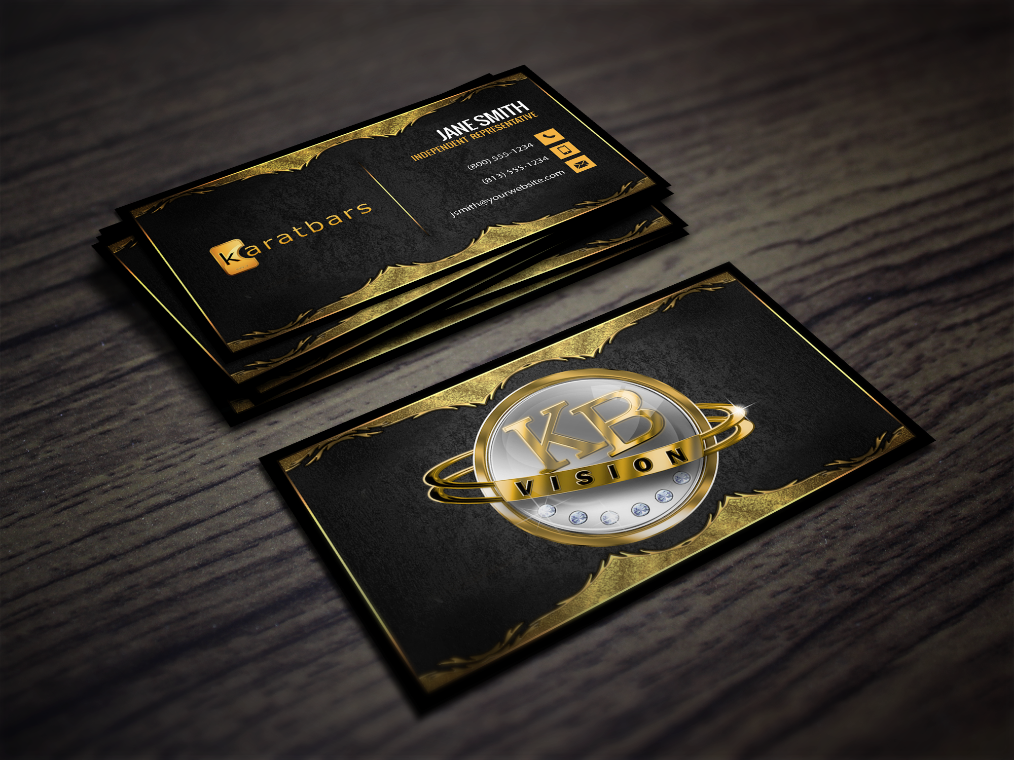 pin by mlm cards on karatbars business cards