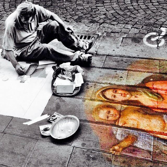 Via Toledo  Napoli Agosto 2014