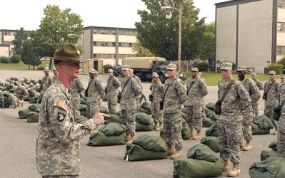 ten commandments to prepare for training military com