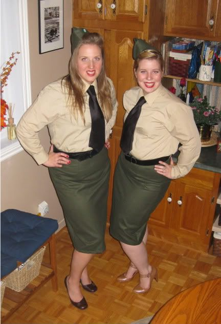 what to wear to a uso party
