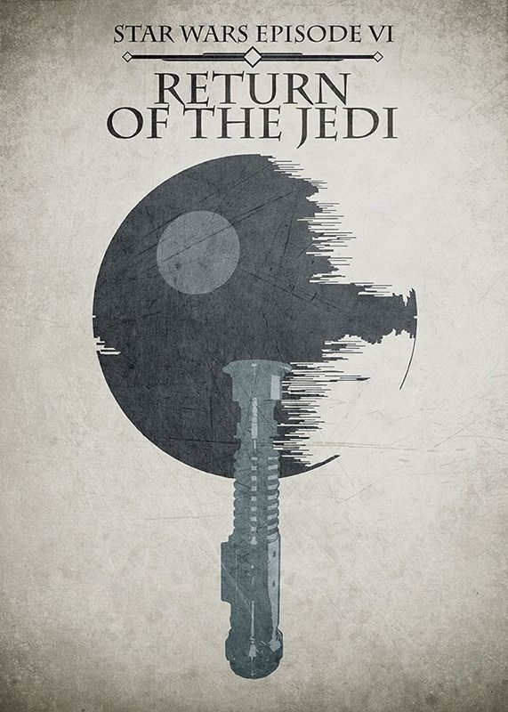 Star Wars Poster Set - Created by SilenceCorp.