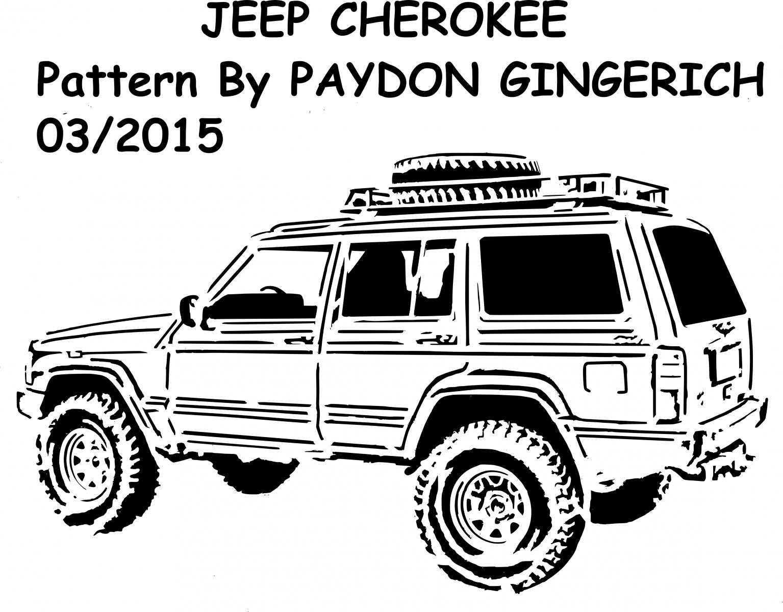 Jeep Cherokee Jeep Cherokee Jeep Drawing Jeep