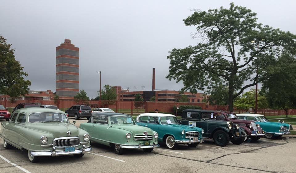Classic Cars at the Golden Rondelle Racine, Wisconsin 2012 | Place ...