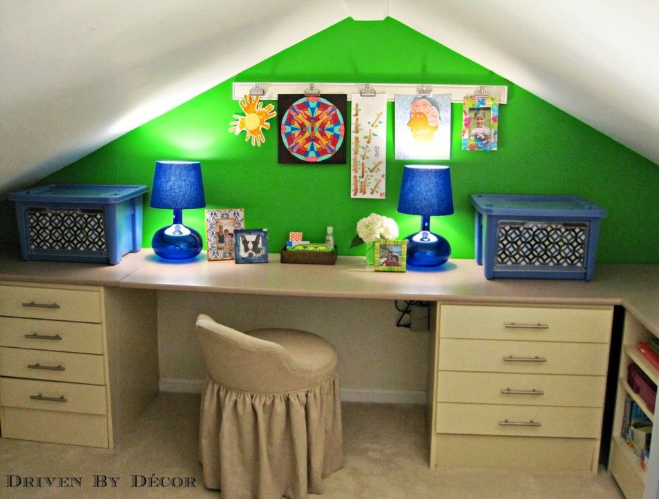 Educational Play Rooms In Modern Fun Kids Rooms Design Kids Craft Room Makeover Driven By Decor