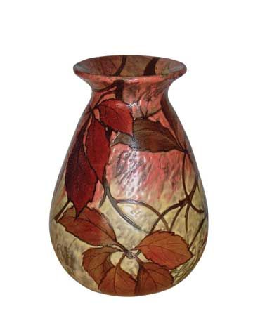 Legras Vase What Is It What Is It Worth Asian Vases
