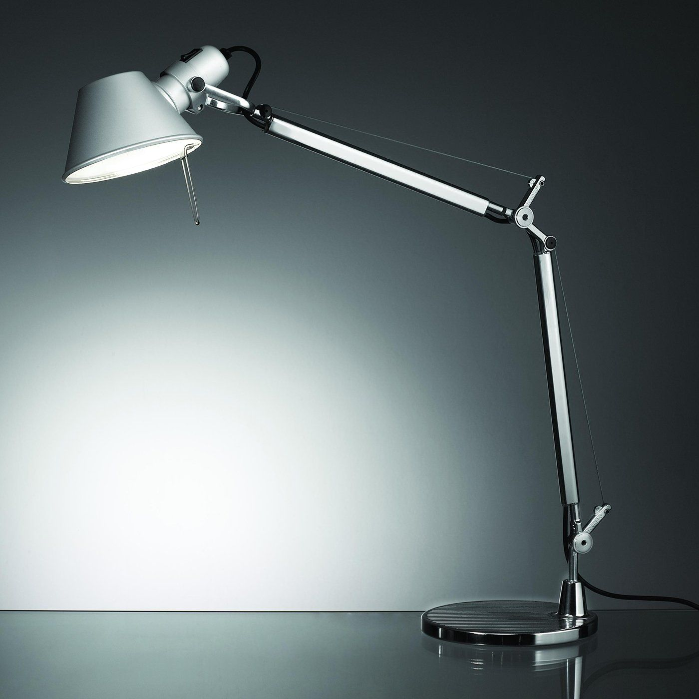 Artemide Tolomeo Mini Milano Mini Table Lamps Table Lamp Desk Lamp