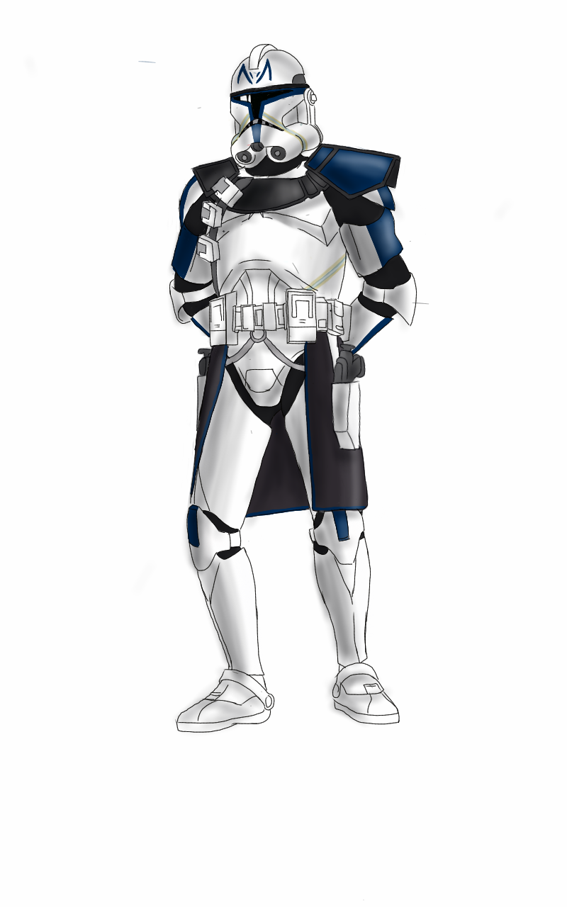 Captain Rex by on