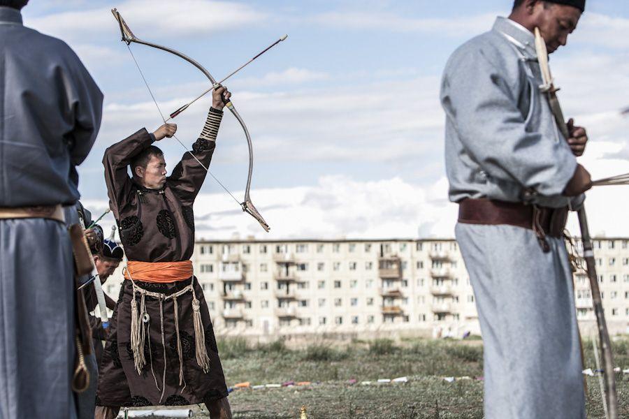 a mongolian summer