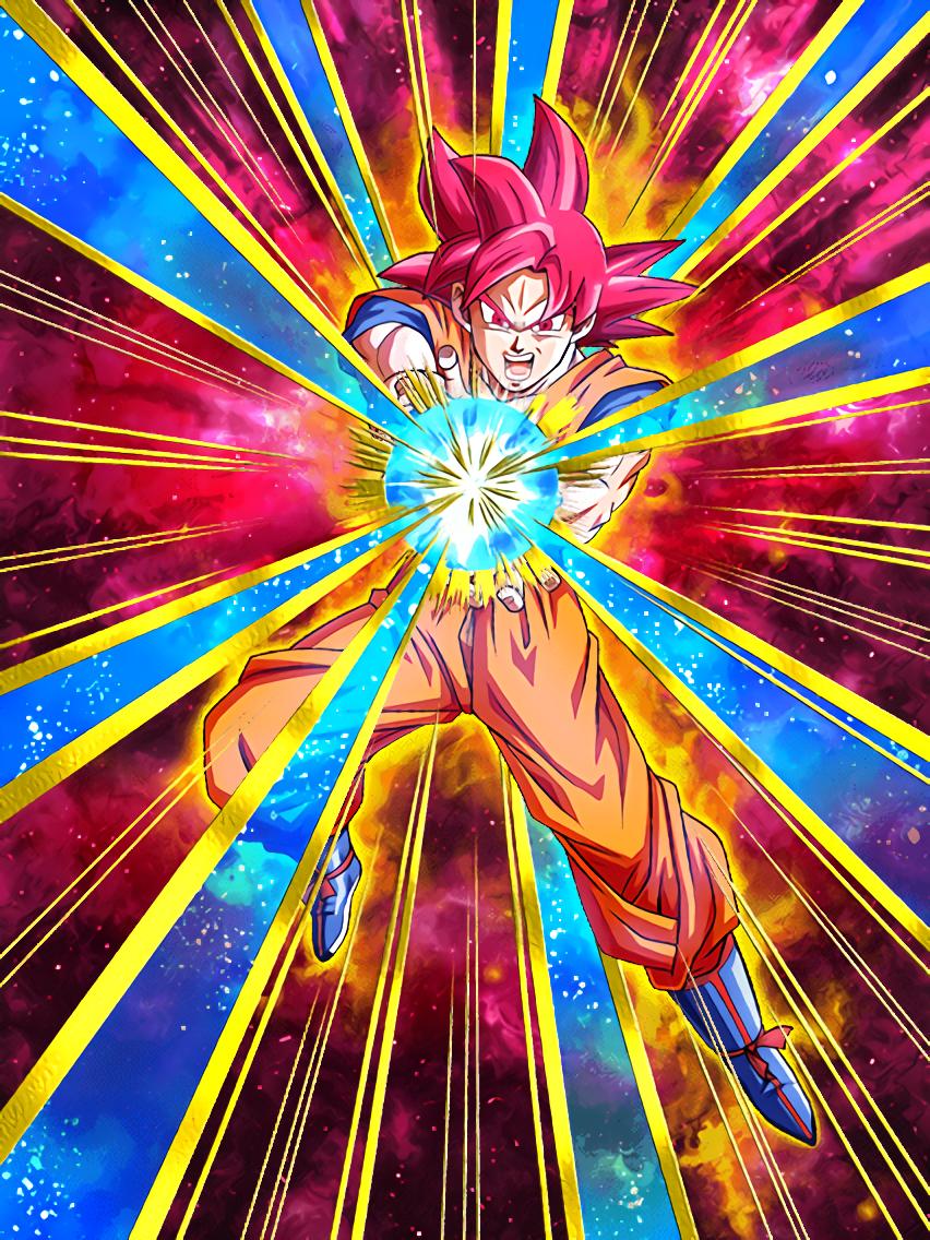 657d88db9cee8a4e31113d6010d95bdf - How To Get Super Saiyan God Goku In Dokkan Battle
