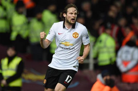 Goalscorer Daley Blind laments Manchester United's