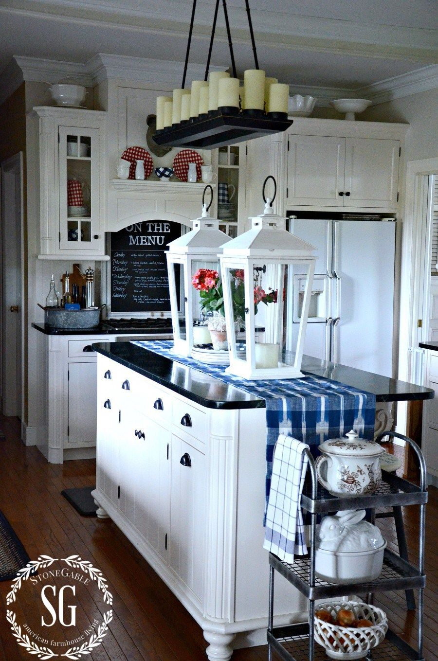 bHOME SUMMER OPEN HOUSE TOUR | Kitchen idea | Pinterest | Open house ...