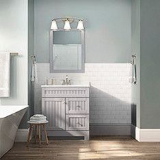Shop Bathroom At Lowes  Home Projects  Pinterest  Bathroom Alluring Shop Bathroom Vanities Design Inspiration