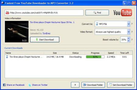 Top Free YouTube Downloader for Mac | Technology | Free mp3