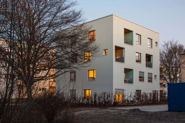 Architekturbüro Bremen punktfolge serieller wohnungsbau architects in bremen
