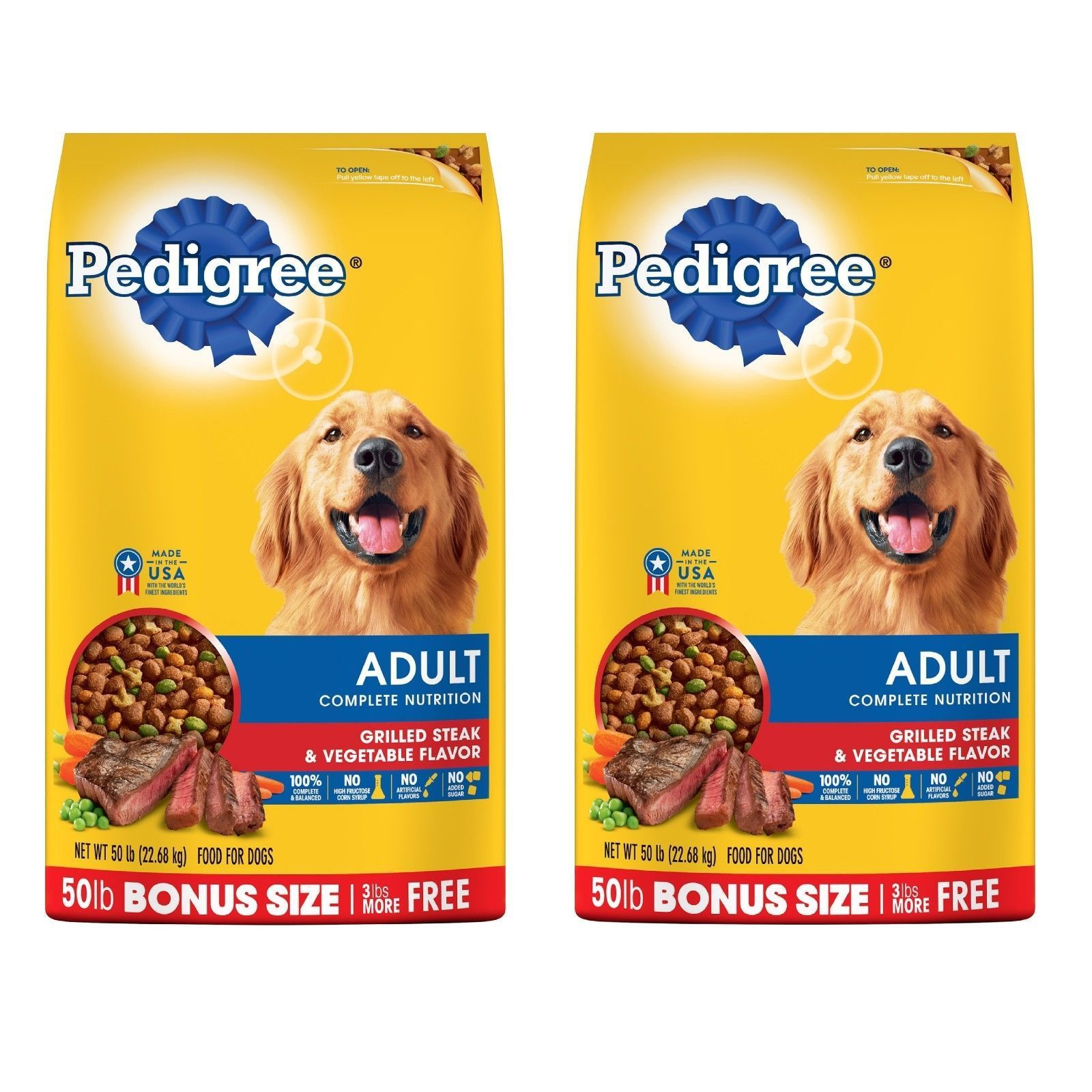 Pedigree Adult Dog Food Dog Food Recipes Dry Dog Food How To