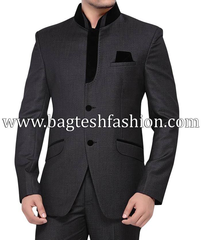 Exclusive Fashionable Jodhpuri Suit http://www.bagteshfashion.com ...